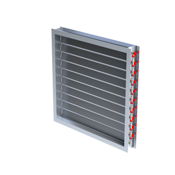 Picture of Back-draught Shutter / Non-return